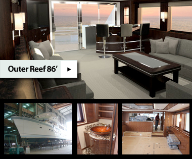 TI PUNCH - Outer Reef 86 - 26 North Yachts