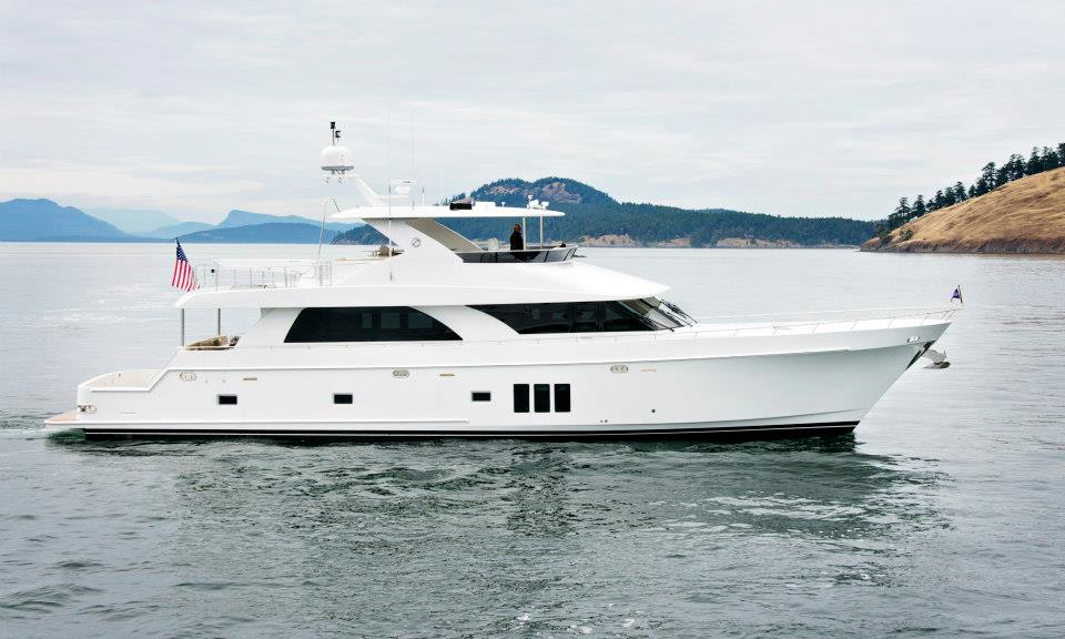 Ocean alexander has record breaking summer of sales 26 for Ocean yachts 48 motor yacht for sale
