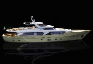 Benetti Sail Division 105 RS Exterior