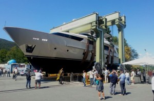 Sanlorenzo SD92 MINU Launch